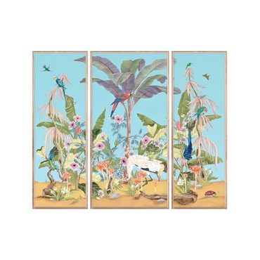 Jungle Chinoiserie